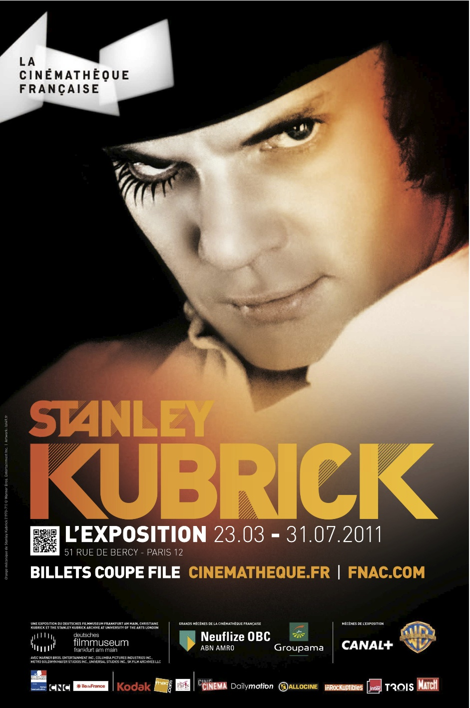 Affiche_cinematheque_Kubrick