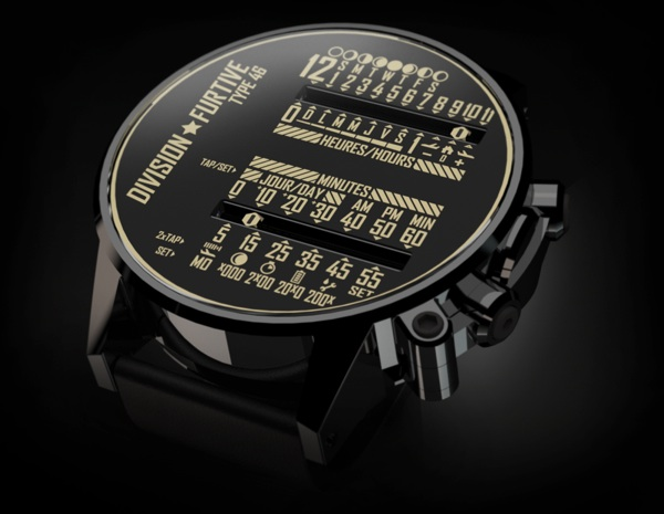 Montre Type 46 Division Furtive