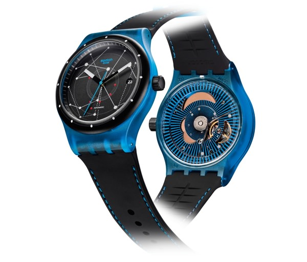 Swatch sistem51 recto verso