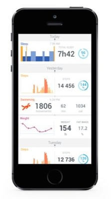 Withings Activite Health Mate