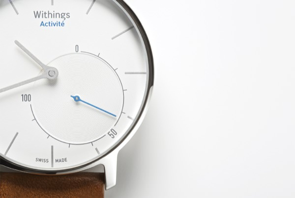 Withings Activite flagship close-up