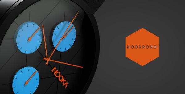 Nooka Nookrono slider