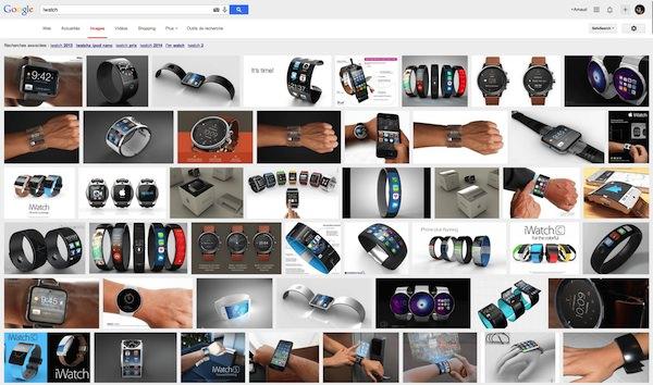 iwatch Recherche Google