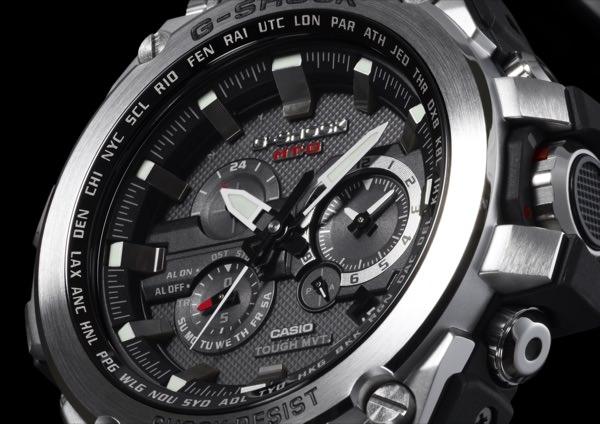 G-SHOCK MTG-S1000D-1AJ cadran