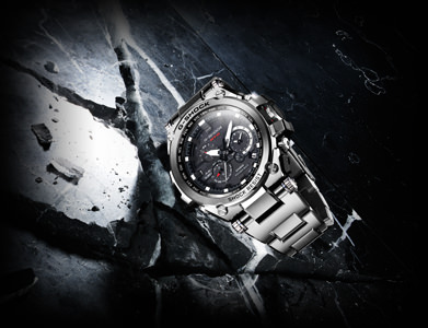 G-SHOCK MTG-S1000D press