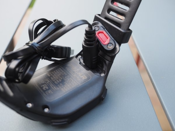 Polar RC3 GPS connexion