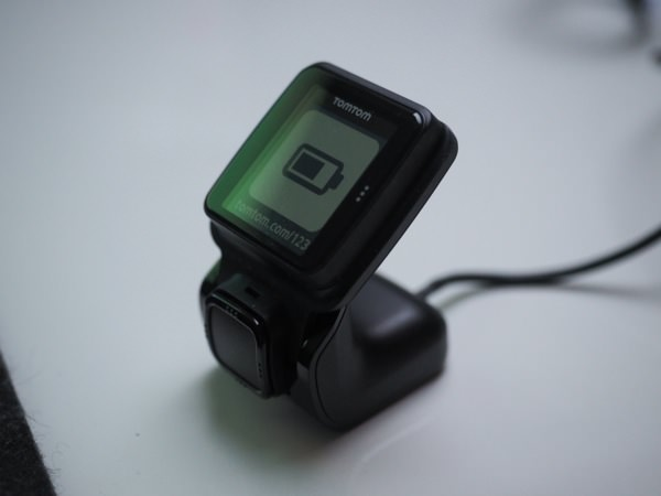 TomTom GPS Runner socle