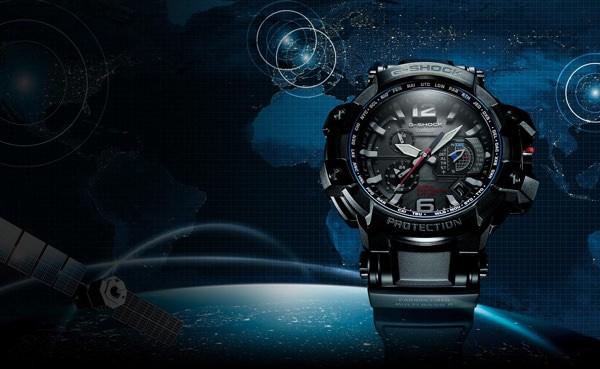 Casio G-Shock GPW-1000 GPS hero