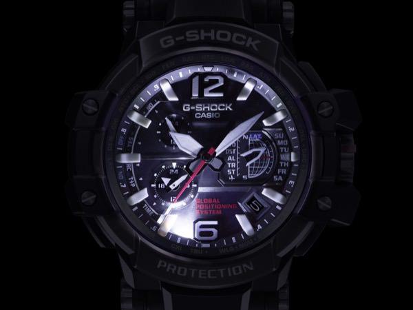 Casio G-Shock GPW-1000 LED