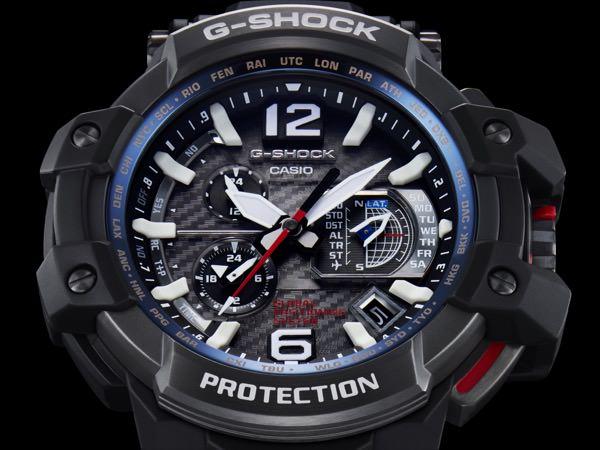 Casio G-Shock GPW-1000 front