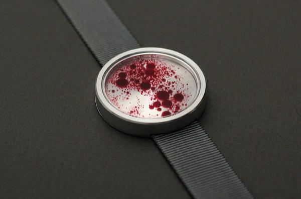 Emulsion Skrekkogle red