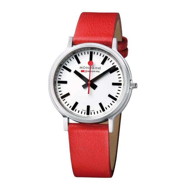 Mondaine watch stop 2 go