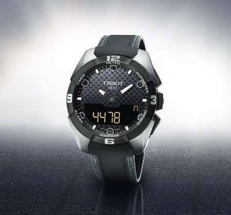 TISSOT T TOUCH EXPERT SOLAR lifestyle