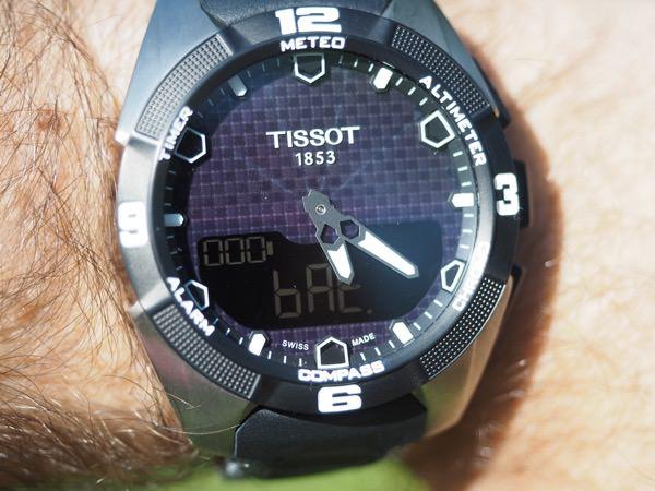 Tissot T Touch Expert Solar 9