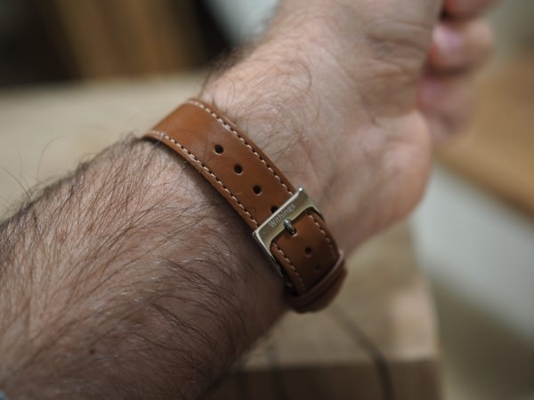 Withings activite test buckle