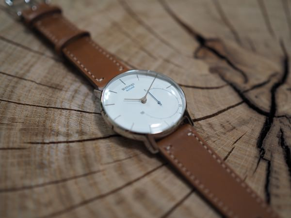 Withings activite test close