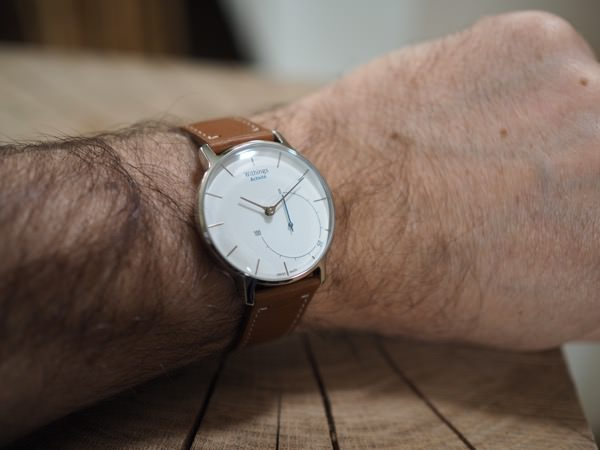 Withings activite test wrist