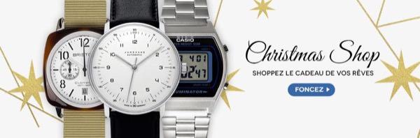 noel idees cadeaux montres timefy